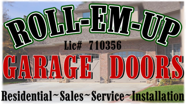 Roll-Em-Up Garage Doors